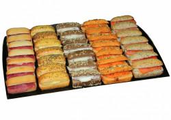 35 mini-sandwiches Évasion